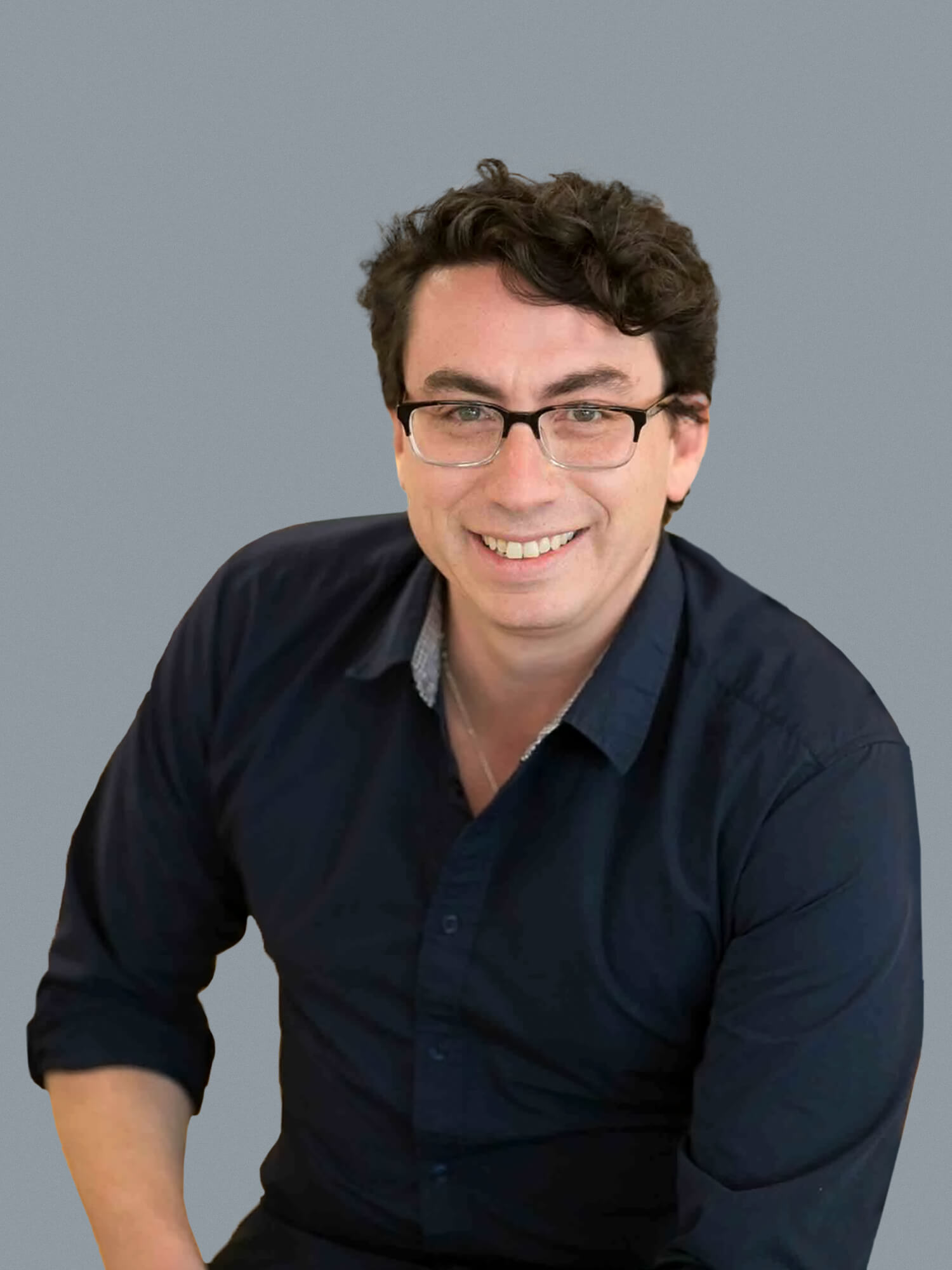 Glean Straub - VP, Business Development