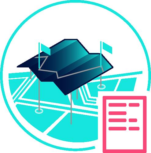 Places Database logo
