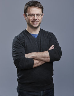 Headshot of Greg Levitt